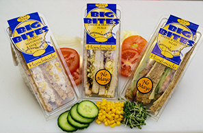 Big Bites Sandwich Selection